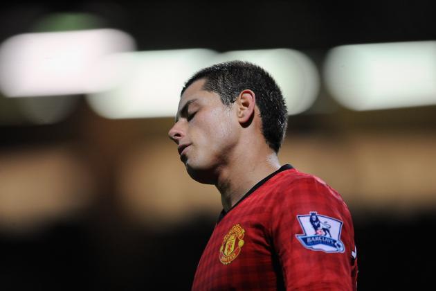 Manchester United Transfer News: Javier Hernandez Must Make Way for Superstar