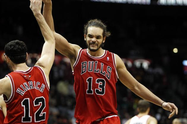Joakim Noah Suddenly Key to Chicago Bulls Offense