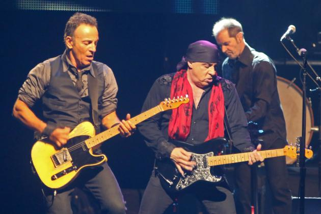 Bruce Springsteen Headlines Free March Madness Music Festival in Dallas