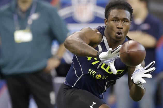 NFL Draft 2014: Bold Predictions for 1st-Round Picks on Offense