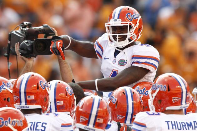 What Andre Debose's Extended Eligibility Means for Florida Gators in 2014
