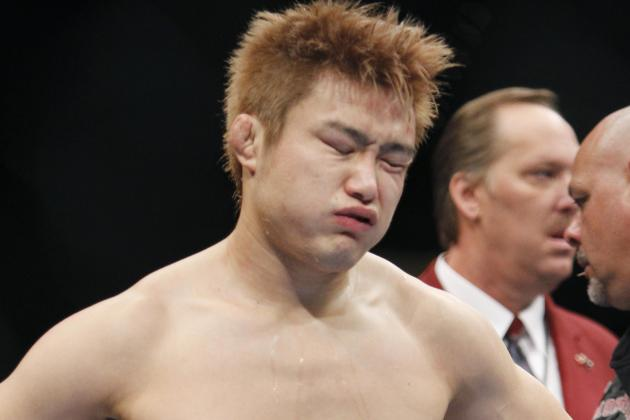 Takanori Gomi: Is He Facing a Must-Win Situation at UFC 172?