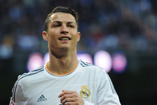 Cristiano Ronaldo Donates $83,000 to Pay for Sick Child's Operation