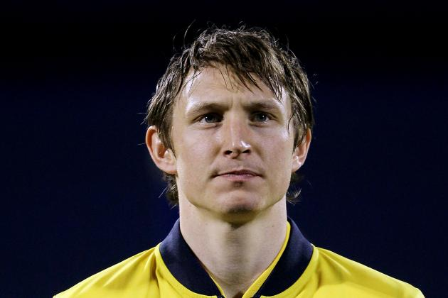 Kim Kallstrom Could Be Set for Arsenal Role After All