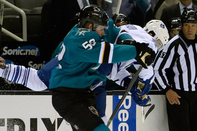 Mirtle: A Closer Look at Just How Badly the Sharks Beat the Leafs