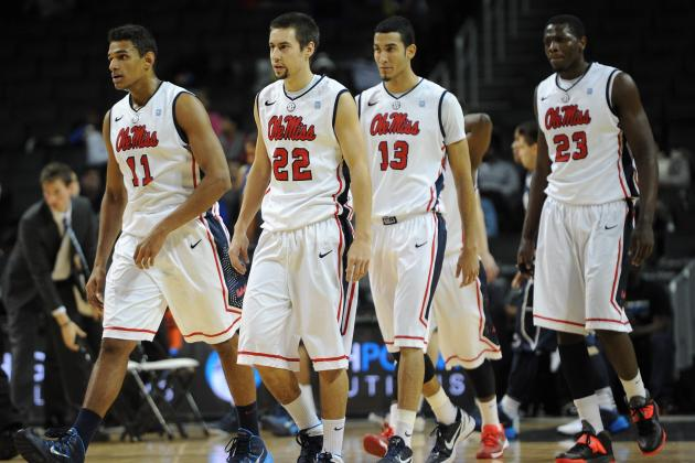 Supporting Cast Key for Ole Miss in SEC Tournament