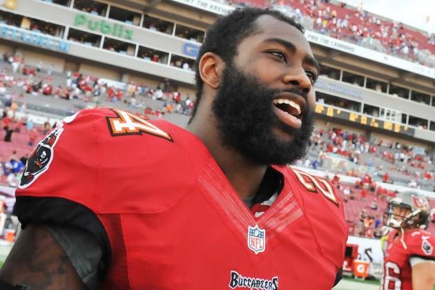 Releasing Revis Helps Bucs Reshape Roster