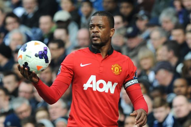 Manchester United Transfer News: Patrice Evra's Inter Switch a Big Blow for Reds