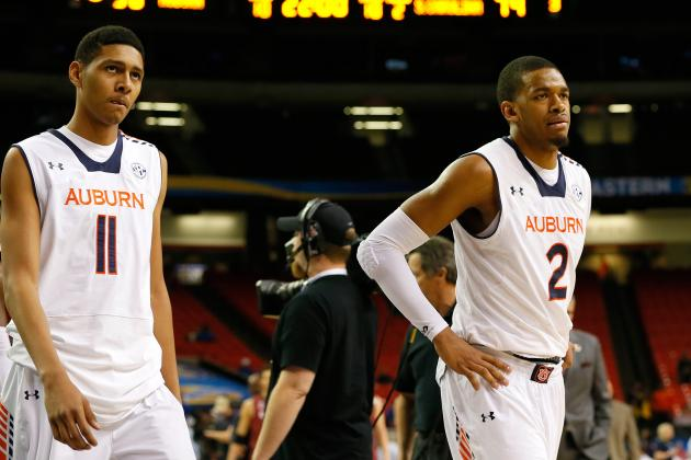 Auburn Forward Allen Payne Blames Under Armour