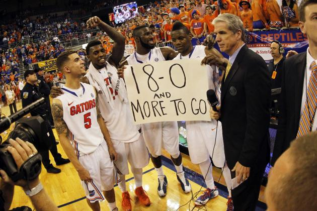 Depth May Be Key for Gators in Tournament