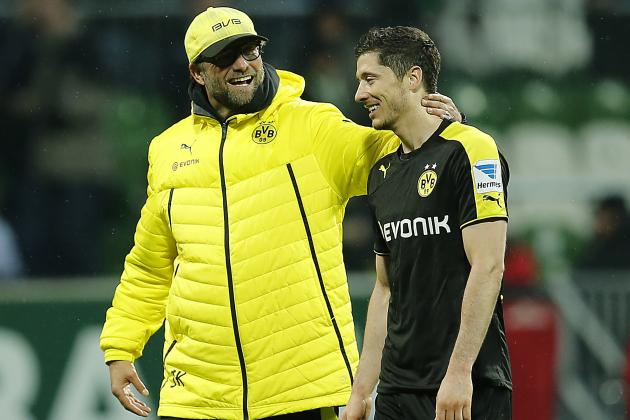 How Borussia Dortmund Will Line Up Against Borussia Monchengladbach