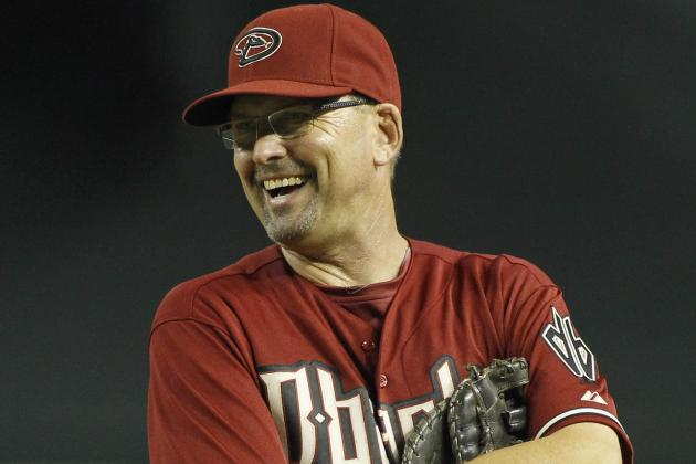 Diamondbacks' Mark Grace May Join Big-League Staff