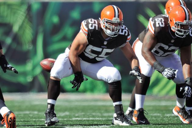 Alex Mack Signs Jaguars' Offer Sheet: Latest Details, Analysis and Reaction