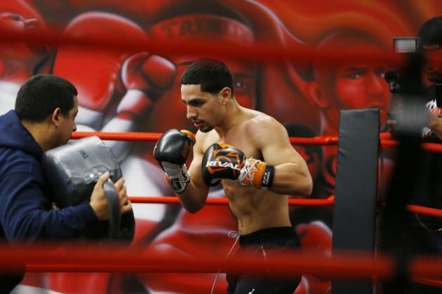 How Danny Garcia Plans to Become the Next Puerto Rican Boxing Superstar