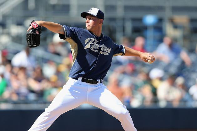 Padres May Adjust Rotation vs. Division Rivals