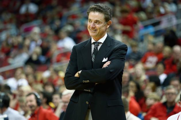Rick Pitino's Horses Offer Louisville Cardinals Rare Naming Honor