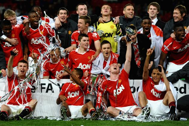 Manchester United's Youth Cup Winners Are Facing a Career Crossroads This Summer