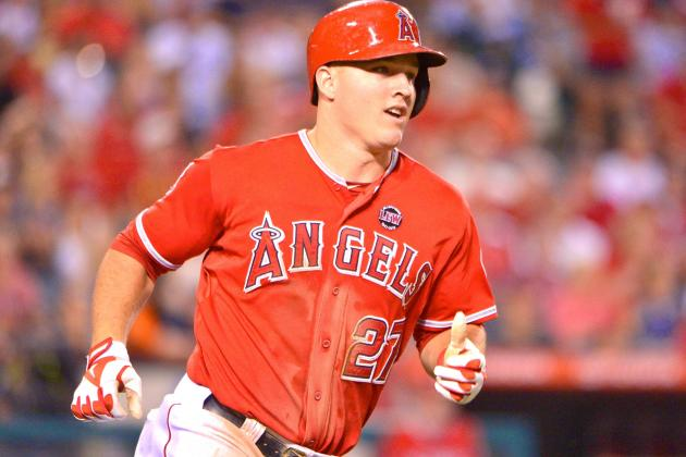 Will Mike Trout Ride White-Hot Spring to MLB's Fifth-Ever 40-40 Season in 2014?