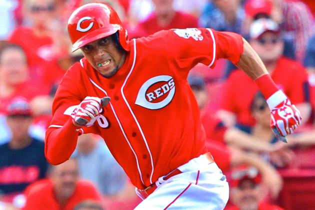 Is Red-Hot Speedster Billy Hamilton Primed to Become 2014 Game-Changer?