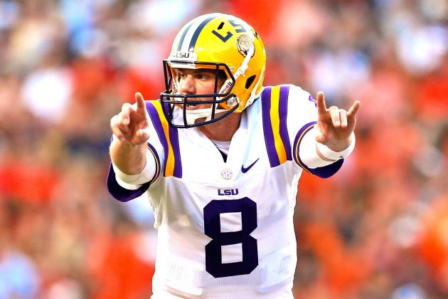 Inside Look at Zach Mettenberger's Draft Prep and Media Blitz