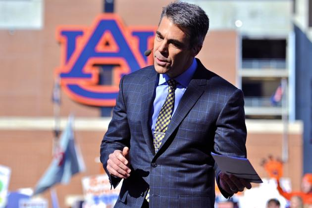 ESPN's College Football Coverage Gets the Best of Both Worlds with Chris Fowler