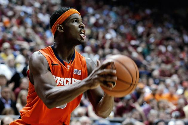 C.J. Fair: Anything Short of Final Four Would Be a Disappointment