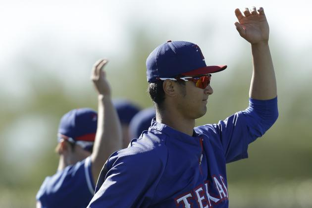 Grant: Projecting the Texas Rangers Starting Pitching Rotation