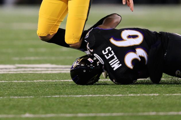 Report: Ravens Re-Signing Safety Jeromy Miles