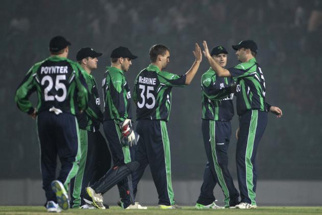 Ireland vs. Zimbabwe, World T20: Date, Time, Live Stream, TV Info and Preview
