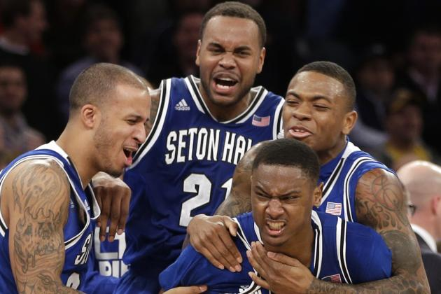 Big East Tournament 2014: Day 2 Scores, Updated Bracket and Day 3 Schedule
