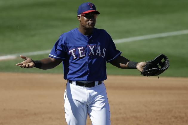 How Rangers Third Baseman Adrian Beltre Can Return to Gold Glove Form