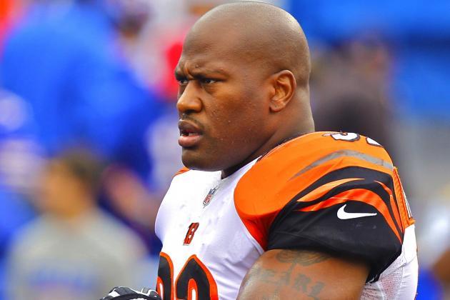 James Harrison Released by Cincinnati Bengals