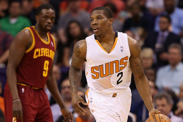 Suns Guard Eric Bledsoe Makes Return from Meniscus Injury