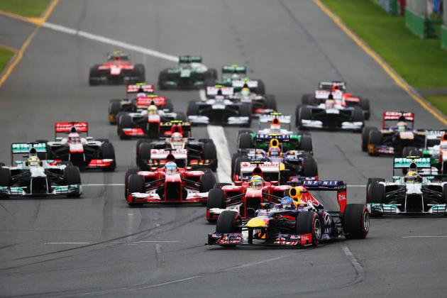 2014 Australian Grand Prix: What Happens If Nobody Finishes the Race?
