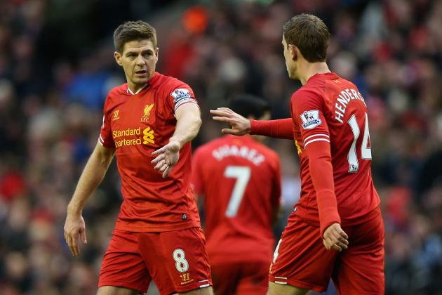 Liverpool Can Beat Manchester United, but Defeat Wouldn't Harm League Title Hope