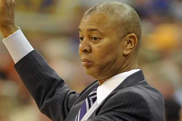 Johnny Jones: LSU Must Play Well at SEC Tournament