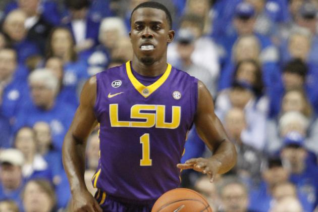 LSU Guard Anthony Hickey Says Size Has Not Affected His Play