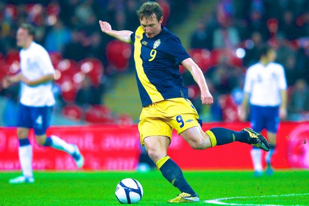 Kim Kallstrom May Make Arsenal Debut Against Tottenham