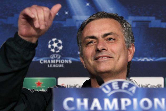 Imagining Manchester United's Season If Jose Mourinho Was Manager