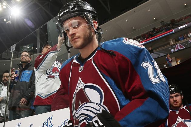 Video: Avs Prospect Paul Carey on Making the NHL