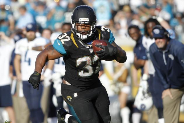 Maurice Jones-Drew Has Plenty Left in Tank to Flourish in 2014