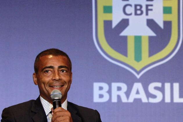 Former Brazil, Barcelona Star Romario Calls Sepp Blatter a 'Son of a B*tch'