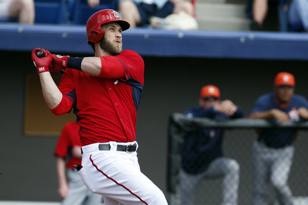 Can Bryce Harper Put Up Elite Power Numbers Without Piling Up Strikeouts?
