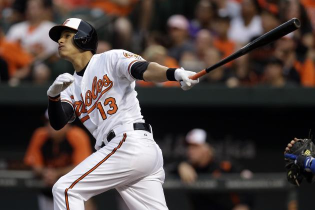 Fantasy Baseball 2014: Why You Should Reach for Manny Machado in Your Draft