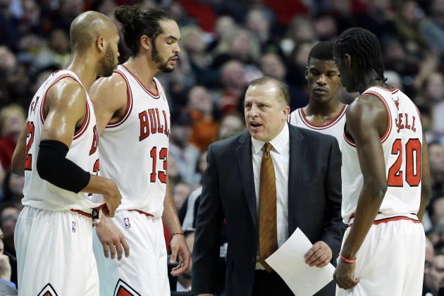 How Do the Chicago Bulls Just Keep Winning?
