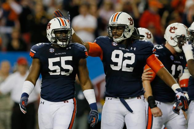 Auburn Football: Breaking Down How Tigers Will Replace Dee Ford