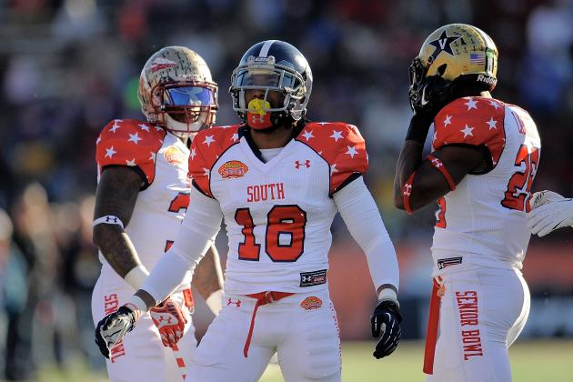Lavelle Westbrooks NFL Draft 2014: Highlights, Scouting Report for Bengals CB