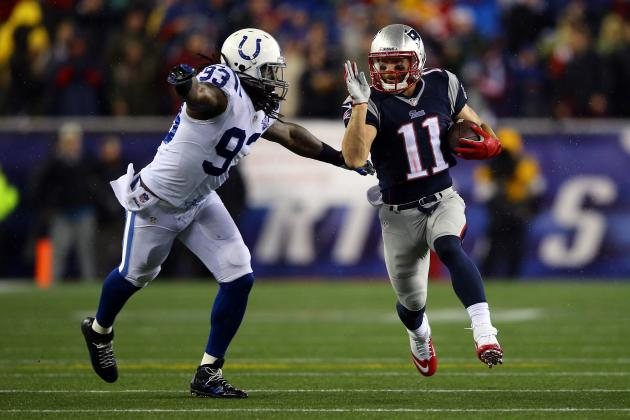 Julian Edelman Would Maintain NFL Success with Cleveland Browns