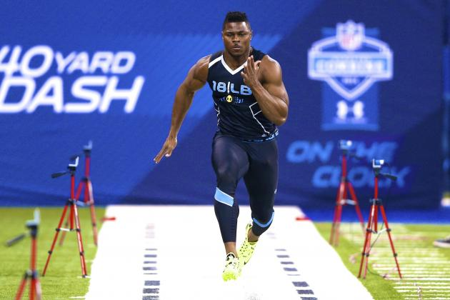 Khalil Mack Brings Size, Speed and Huge NFL Promise from a Small School