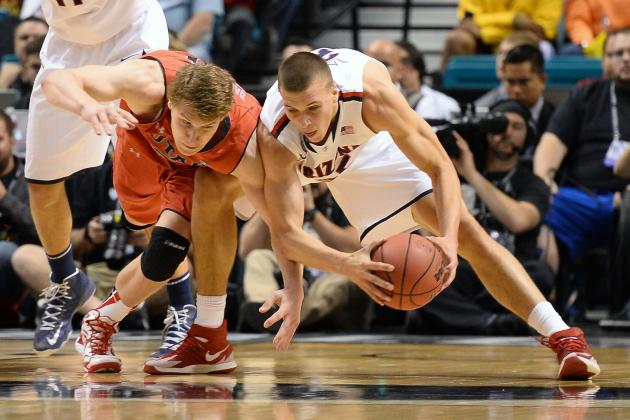 Pac-12 Tournament 2014: Day 2 Scores, Updated Bracket and Day 3 Schedule